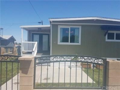3157 Avenue I UNIT F9, Lancaster, CA 93535 - MLS#: SR18124089
