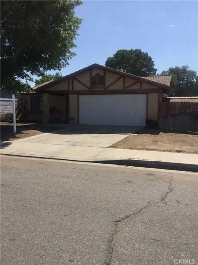43808 27th Street E, Lancaster, CA 93535 - MLS#: SR18124978