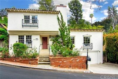 3232 Benda Street, Los Angeles, CA 90068 - MLS#: SR18125747