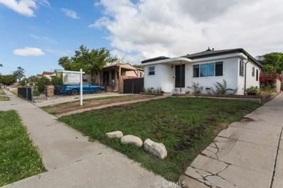 1501 W 104th Street, Los Angeles, CA 90047 - MLS#: SR18125932