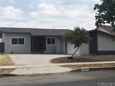 10613 Lev Avenue, Mission Hills (San Fernando), CA 91345 - MLS#: SR18126006