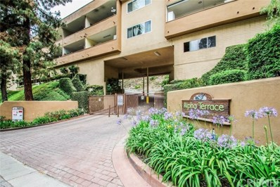 1935 Alpha Road UNIT 341, Glendale, CA 91208 - MLS#: SR18126677