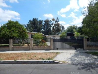 16422 Donmetz Street, Granada Hills, CA 91344 - MLS#: SR18128031