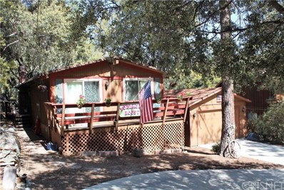 1525 Bernina Drive, Pine Mtn Club, CA 93222 - MLS#: SR18128862