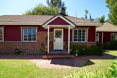 10525 Sandall Lane, Los Angeles, CA 90077 - MLS#: SR18130167