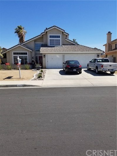 3256 Rollingridge Avenue, Palmdale, CA 93550 - MLS#: SR18130552