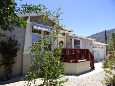 910 Hemming Way, Frazier Park, CA 93225 - MLS#: SR18130806