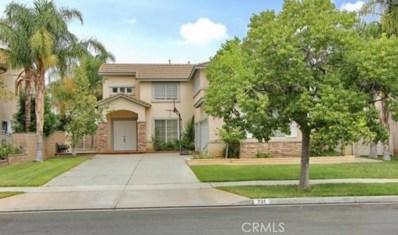 731 Raphael Circle, Corona, CA 92882 - MLS#: SR18130996