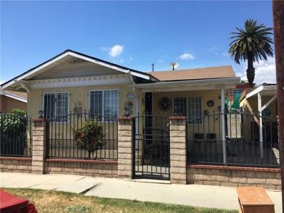 5327 Lincoln Avenue, Highland Park, CA 90042 - MLS#: SR18131299