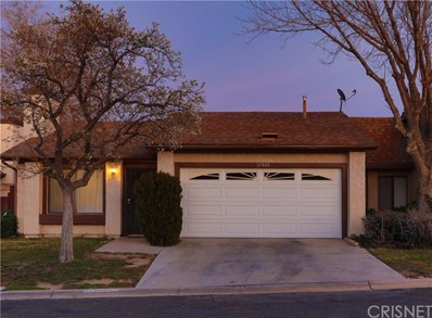 37808 Cluny Avenue, Palmdale, CA 93550 - MLS#: SR18131966