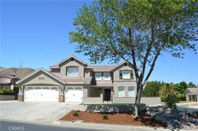 40925 Vista Montana, Palmdale, CA 93551 - MLS#: SR18132206