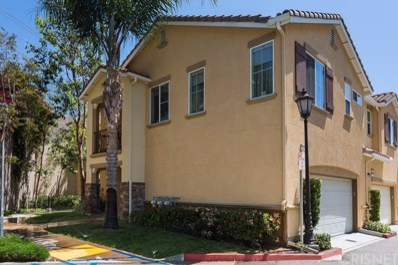 15625 Odyssey Drive UNIT 48, Granada Hills, CA 91344 - MLS#: SR18132619