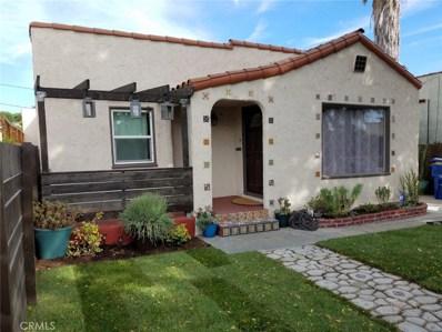 1706 S Burnside Avenue, Los Angeles, CA 90019 - MLS#: SR18132644