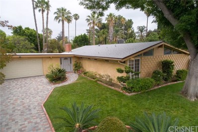 10018 Shoshone Avenue, Northridge, CA 91325 - MLS#: SR18132967