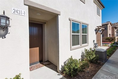 2431 Birchknoll Court UNIT 1, Simi Valley, CA 93063 - MLS#: SR18133037