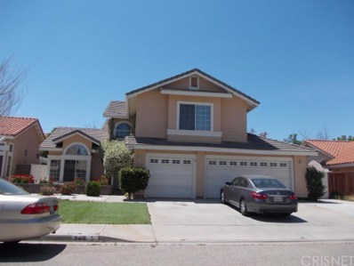 3418 Fulham Court, Palmdale, CA 93551 - MLS#: SR18133151