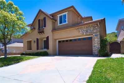 28535 Hidden Hills Drive, Saugus, CA 91390 - MLS#: SR18133283
