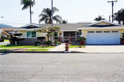 1011 Grossmont Drive, Whittier, CA 90601 - MLS#: SR18133423
