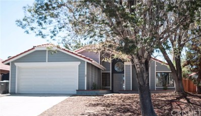 3600 Strawberry Court, Palmdale, CA 93550 - MLS#: SR18133874