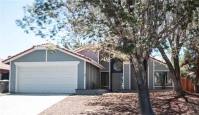 3600 Strawberry Court, Palmdale, CA 93550 - MLS#: SR18133874