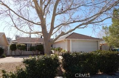 734 Desert Calico Drive, Lancaster, CA 93534 - MLS#: SR18134298