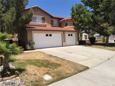 42257 Sand Palm Way, Lancaster, CA 93536 - MLS#: SR18134482