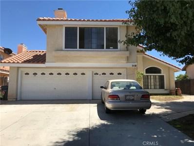3118 Caminito Lane, Palmdale, CA 93550 - MLS#: SR18134799