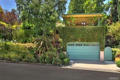 4175 Crisp Canyon Road, Sherman Oaks, CA 91403 - MLS#: SR18135543