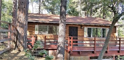 52700 Pine Ridge Road, Idyllwild, CA 92549 - MLS#: SR18135641