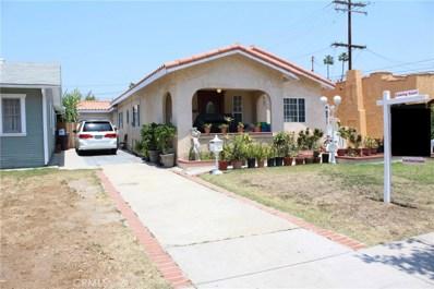 1233 E Maple Street, Glendale, CA 91205 - MLS#: SR18135710