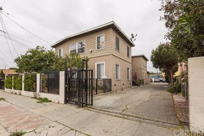 1704 Arapahoe Street, Los Angeles, CA 90006 - MLS#: SR18136127