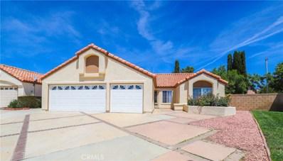 1653 Windsor Place, Palmdale, CA 93551 - MLS#: SR18136353
