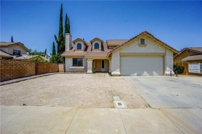 1307 Kings Road, Palmdale, CA 93551 - MLS#: SR18136442