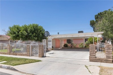 38745 Lilacview Avenue, Palmdale, CA 93550 - MLS#: SR18137455