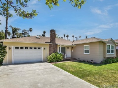 17000 Cantlay Street, Lake Balboa, CA 91406 - MLS#: SR18137692
