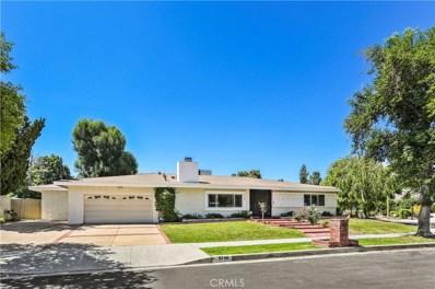 5748 Larryan Drive, Woodland Hills, CA 91367 - MLS#: SR18138692