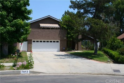 7612 Ponce Avenue, West Hills, CA 91304 - MLS#: SR18138975