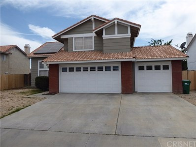 1260 Garnet Avenue, Palmdale, CA 93550 - MLS#: SR18139453