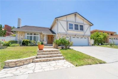 19036 Vista Grande Way, Porter Ranch, CA 91326 - MLS#: SR18139489