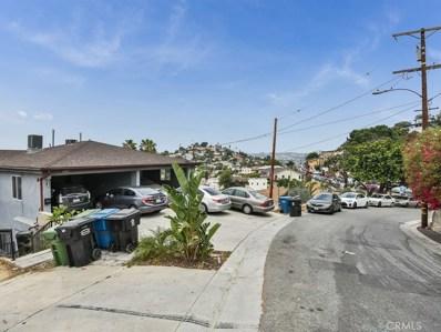 1021 N Rowan Avenue, Los Angeles, CA 90063 - MLS#: SR18139619