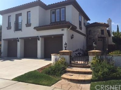 5087 Corte Tiara, Camarillo, CA 93012 - MLS#: SR18139789