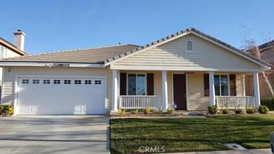 3624 Mountain Shadows Court, Palmdale, CA 93551 - MLS#: SR18139845