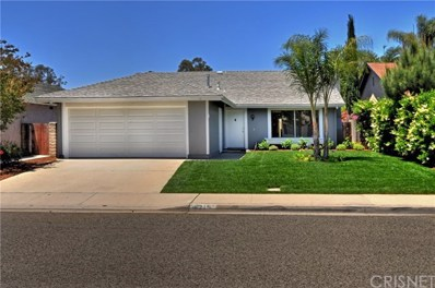 4315 Fireside Lane, Moorpark, CA 93021 - MLS#: SR18140492