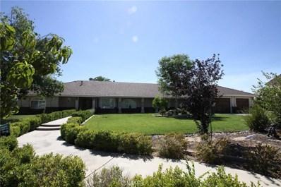 42460 30th Street W, Lancaster, CA 93536 - MLS#: SR18140771