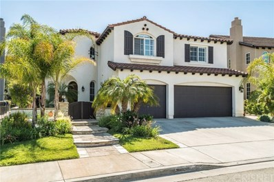 26658 Shakespeare Lane, Stevenson Ranch, CA 91381 - MLS#: SR18140775