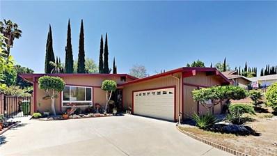 17262 Tennyson Place, Granada Hills, CA 91344 - MLS#: SR18141314
