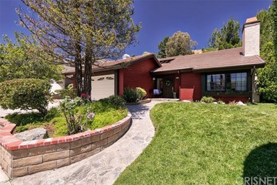 28123 Eagle Peak Avenue, Canyon Country, CA 91387 - MLS#: SR18141455