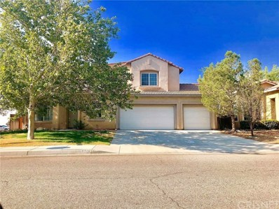 3701 Sonora Way, Palmdale, CA 93550 - MLS#: SR18141875