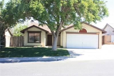 36944 Spanish Broom Drive, Palmdale, CA 93550 - MLS#: SR18142567
