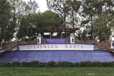 25742 Perlman Place UNIT E, Stevenson Ranch, CA 91381 - MLS#: SR18142660